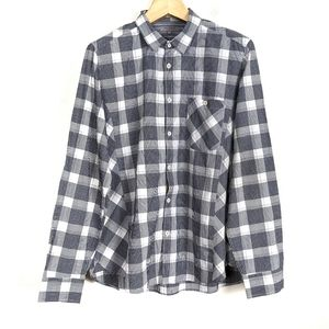 Ted Baker London Tadasta Check Button Down Shirt
